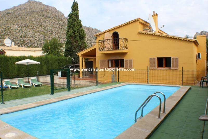Villa Ocaso - Ref: V052 - Villa