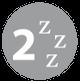 Sleeps 2