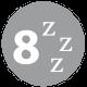 Sleeps 8