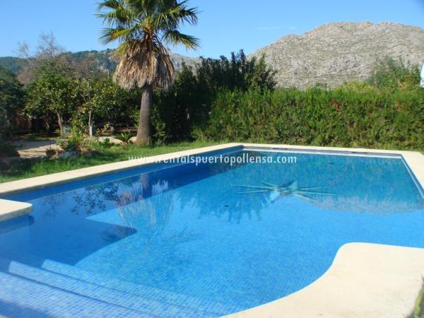 Villa La Sorteta - Ref: V034 - Villa